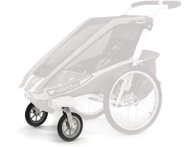 Chariot Buggy Set Versawing V1.0 -06 - gris/negro
